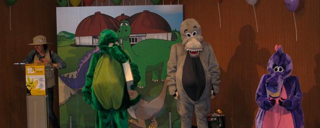 Asturias con niños: Visita La Costa de los Dinosaurios ... con humor!