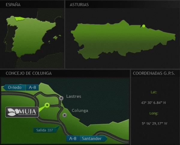 MUSEO JURSICO DE ASTURIAS  Pgina web oficial del museo